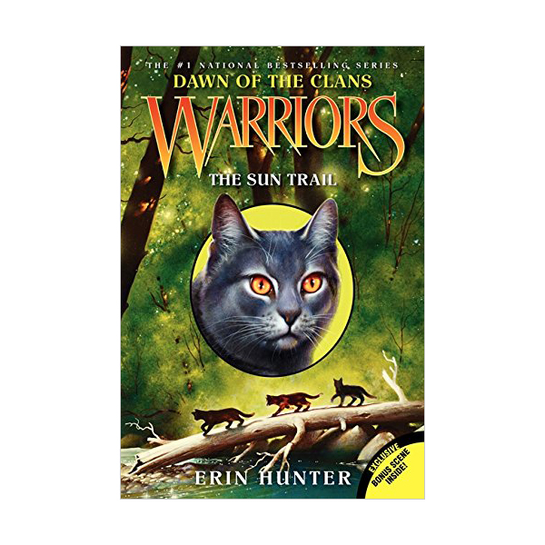 RL 5.4 : Warriors: Dawn of the Clans #1: The Sun Trail (Paperback)