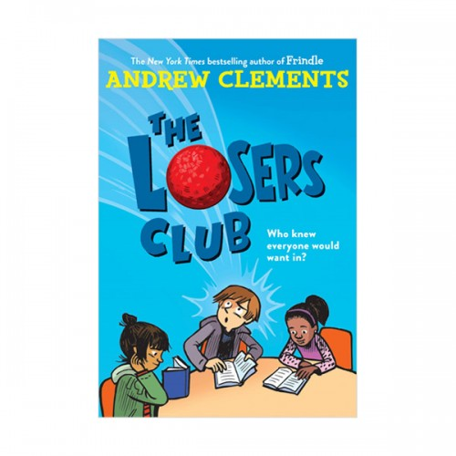 Andrew Clements : The Losers Club (Paperback)