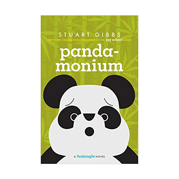 FunJungle #04 : Panda-monium (Paperback)