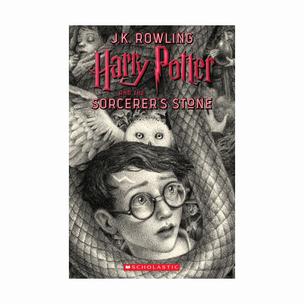[20주년판/미국판] 해리포터 #01 : Harry Potter and the Sorcerer's Stone (Paperback)