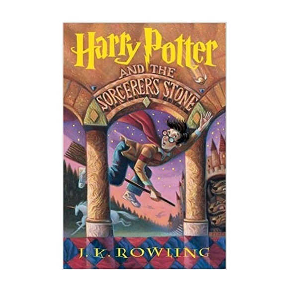 해리포터 #01: Harry Potter and the Sorcerer's Stone (Hardcover, 미국판)