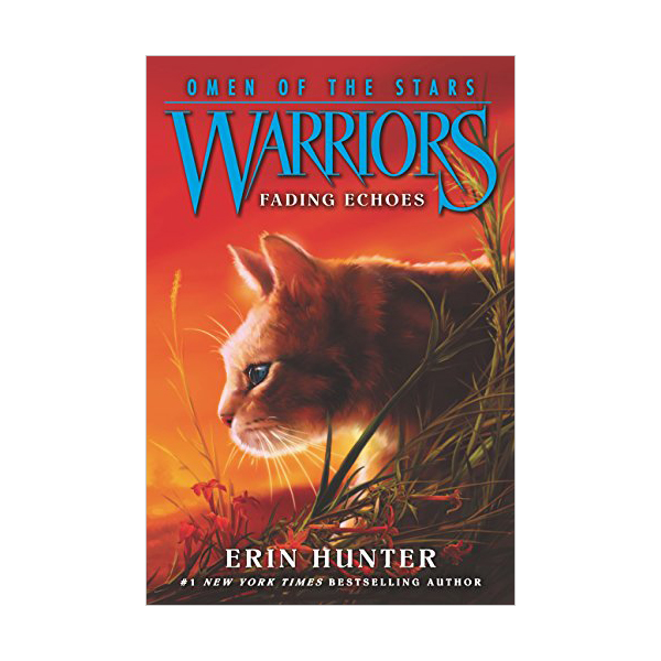 Warriors : Omen of the Stars #02 : Fading Echoes (Paperback)