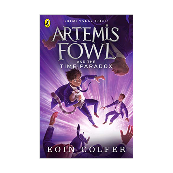 Artemis Fowl #06 : The Time Paradox (Paperback, 영국판)