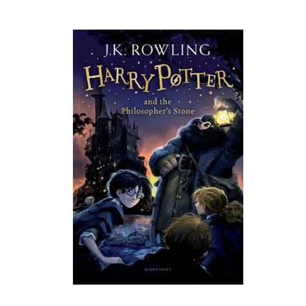 RL 5.6 : Harry Potter #1: Harry Potter and the Philosopher's Stone (Paperback, 영국판)