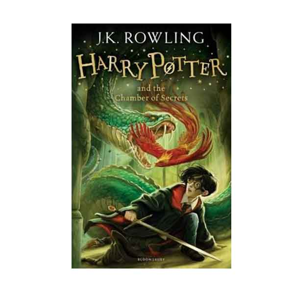 RL 5.6 : Harry Potter #2: Harry Potter and the Chamber of Secrets (Paperback, 영국판)
