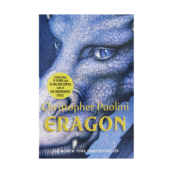 Inheritance Cycle #01 : Eragon (Paperback)