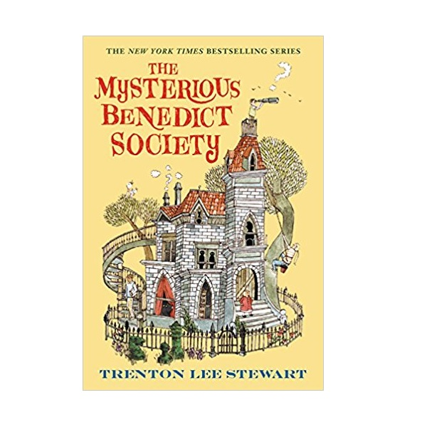 RL 5.6 : Mysterious Benedict Society Series #1 : The Mysterious Benedict Society (Paperback)
