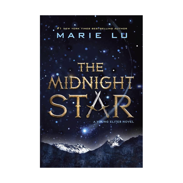 The Young Elites #3 : The Midnight Star (Paperback)