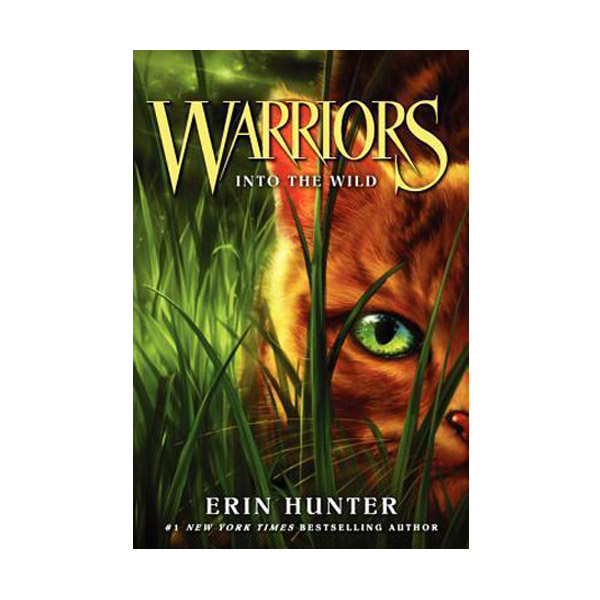 RL 5.6 : Warriors : The Prophecies Begin #1 : Into the Wild (Paperback)