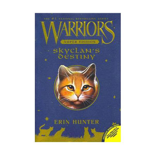 Warriors Super Edition #03 : Skyclan's Destiny (Paperback)