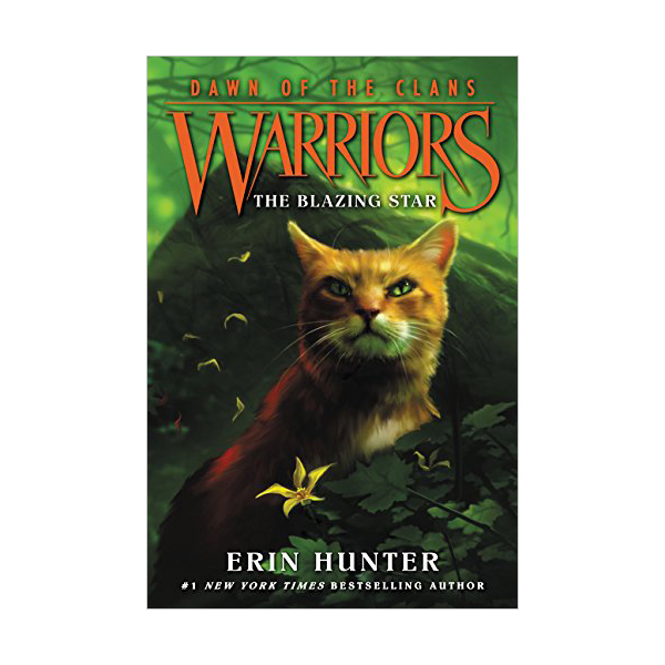 RL 5.6 : Warriors: Dawn of the Clans #4: The Blazing Star (Paperback)