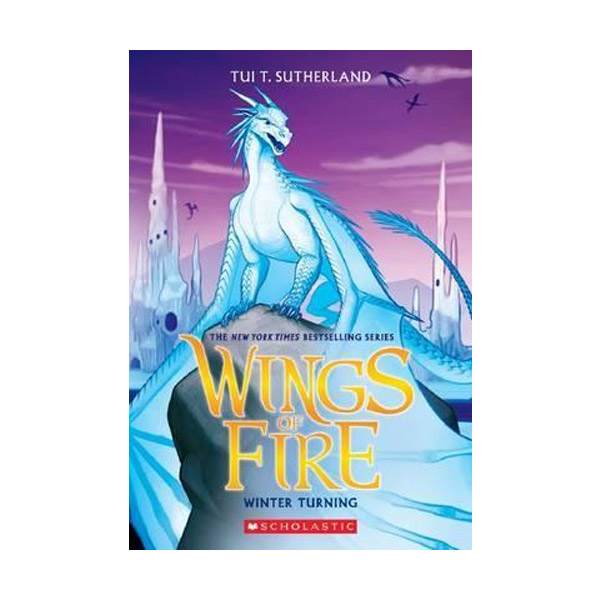 RL 5.6 : Wings of Fire Series #7 : Winter Turning (Paperback)
