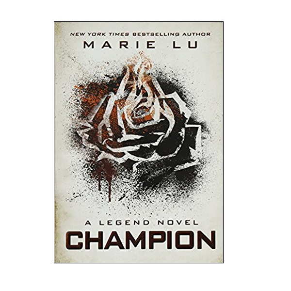 A Legend Novel #03 : Champion (Paperback)