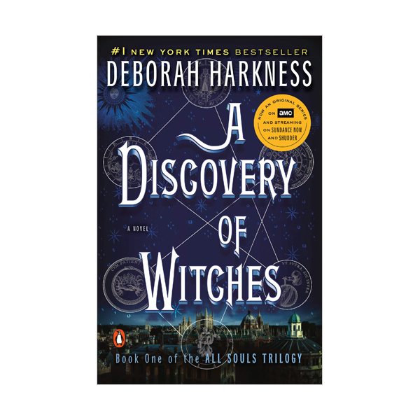 RL 5.7 : All Souls Trilogy #1 : A Discovery of Witches  (Paperback)