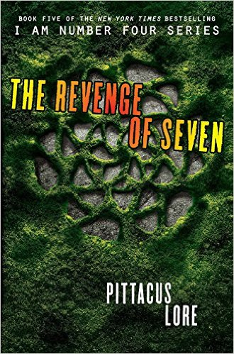 RL 5.7 : Lorien Legacies Series #5 : The Revenge of Seven (Paperback)