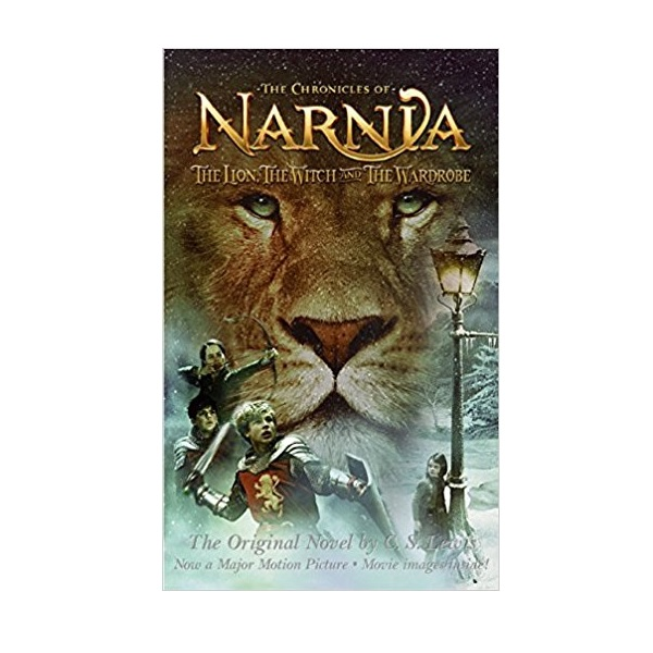 RL 5.7 : The Chronicles of Narnia #2: The Lion,the Witch and the Wardrobe (Paperback, Movie Tie-In Editon)