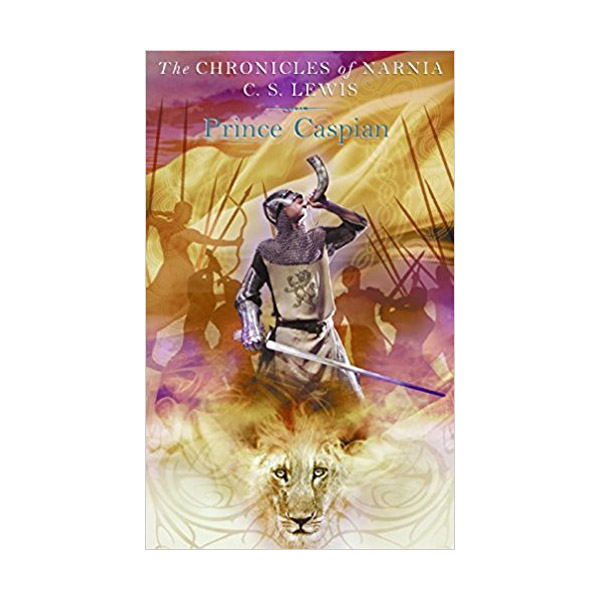 The Chronicles of Narnia #4 : Prince Caspian (Paperback)
