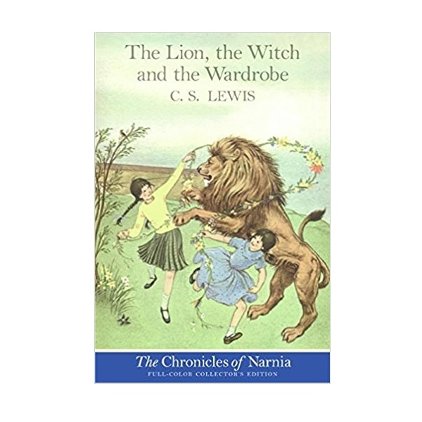 RL 5.7 : The Chronicles of Narnia Series #2: The Lion, the Witch and the Wardrobe (Paperback, Full Color, Collector's Edition)