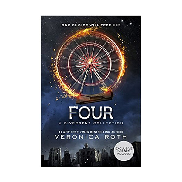 RL 5.8 : Divergent Series #04 : Four (Hardcover)