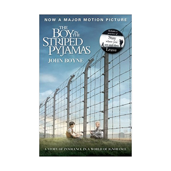 The Boy in the Striped Pyjamas : Film Tie-In (Paperback,영국판)