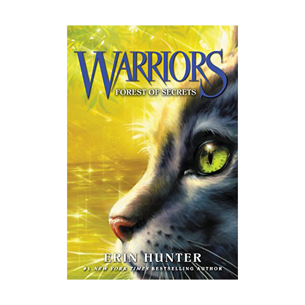 Warriors 1부 : The Prophecies Begin #03 : Forest of Secrets (Paperback)