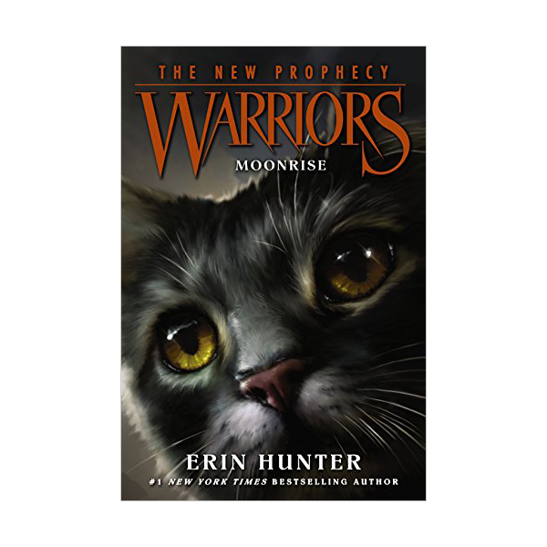 RL 5.8 : Warriors: The New Prophecy Series #2 : Moonrise (Paperback)