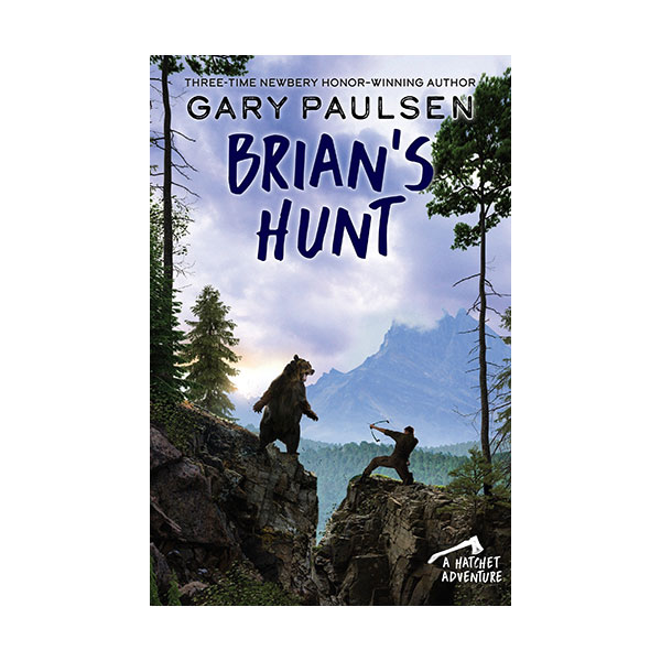 A Hatchet Adventure #05: Brian's Hunt (Paperback)