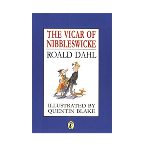 RL 5.9 : Roald Dahl : The Vicar of Nibbleswicke (Paperback)