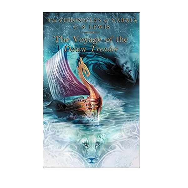 The Chronicles of Narnia #05: The Voyage of the Dawn Treader (Paperback)