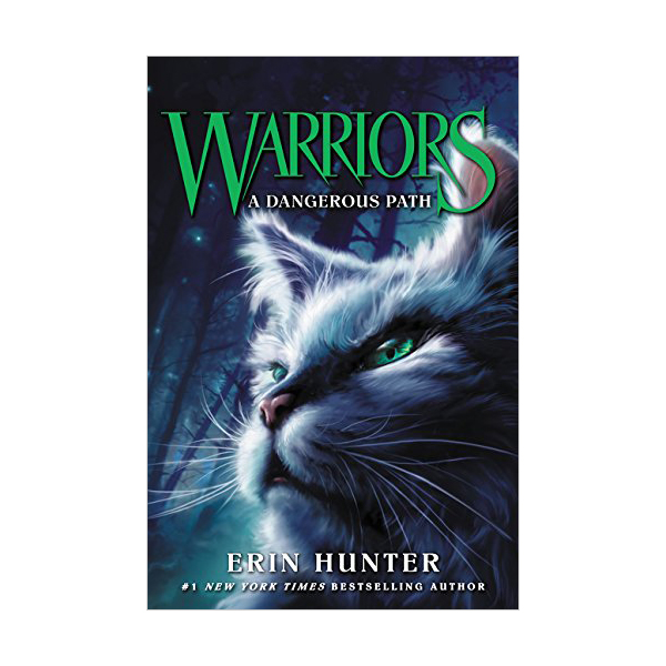 RL 5.9 : Warriors : The Prophecies Begin #5 : A Dangerous Path (Paperback)