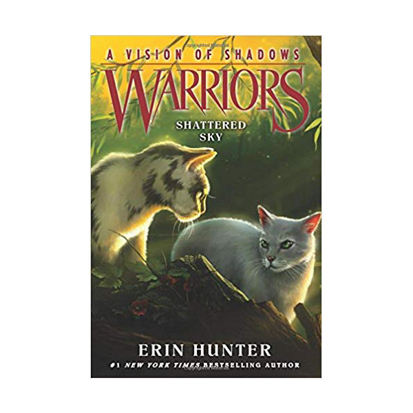[Warriors 6부] A Vision of Shadows #03 : Shattered Sky (Paperback)
