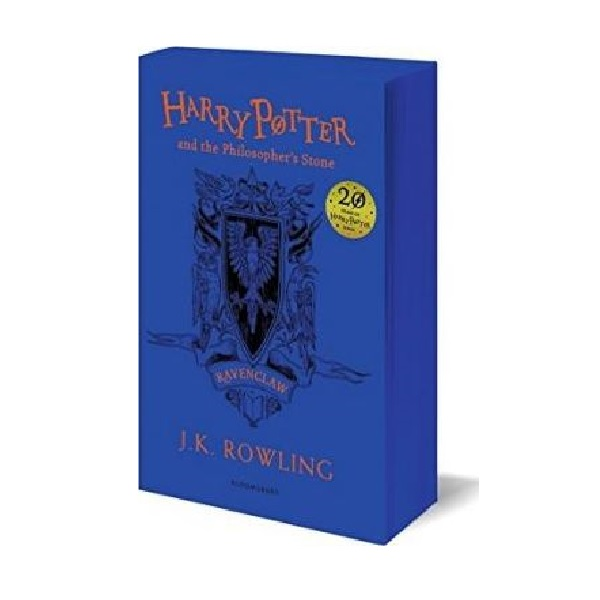 [기숙사판/영국판] 해리포터 #01 : Harry Potter and the Philosopher's Stone - Ravenclaw Edition (Paperback)