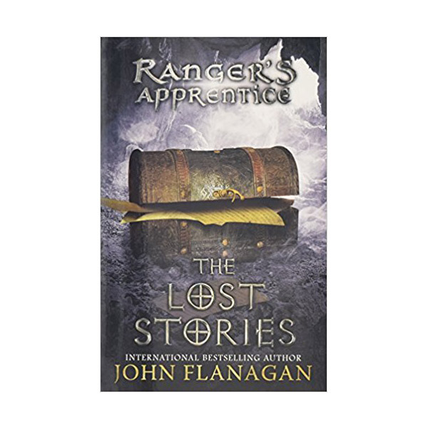 RL 6.0 : Ranger's Apprentice #11: The Lost Stories (Paperback)