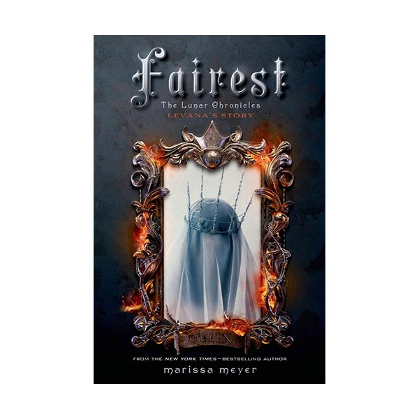 RL 6.0 : The Lunar Chronicles : Fairest : Levana's Story (Paperback)