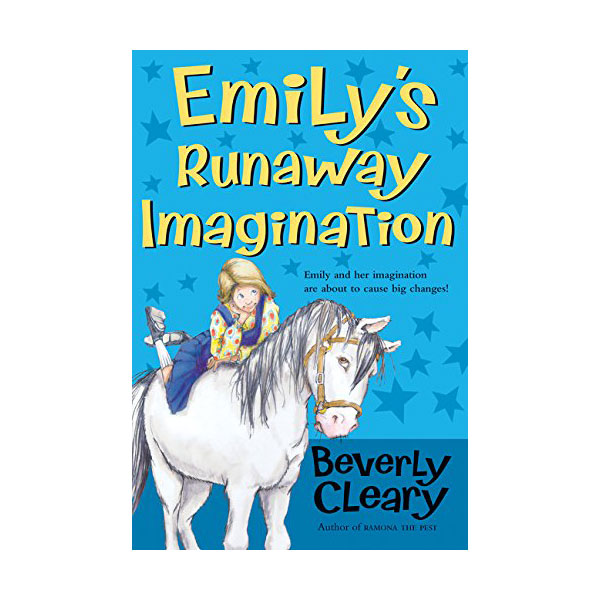 RL 6.1 : Beverly Cleary : Emily's Runaway Imagination (Paperback)