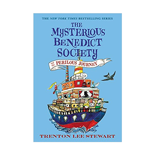 Mysterious Benedict Society Series #02 : The Mysterious Benedict Society and the Perilous Journey (Paperback)
