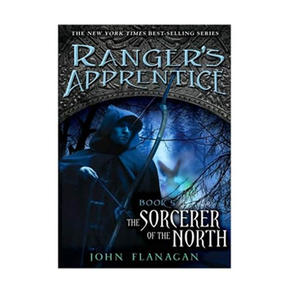 RL 6.1 : Ranger's Apprentice #5: The Sorcerer of the North (Paperback)