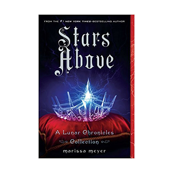 RL 6.1 : The Lunar Chronicles : Stars Above (Paperback)