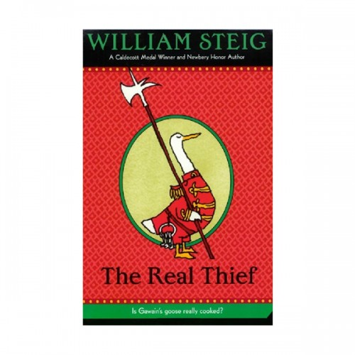 RL 6.1 : The Real Thief (Paperback)