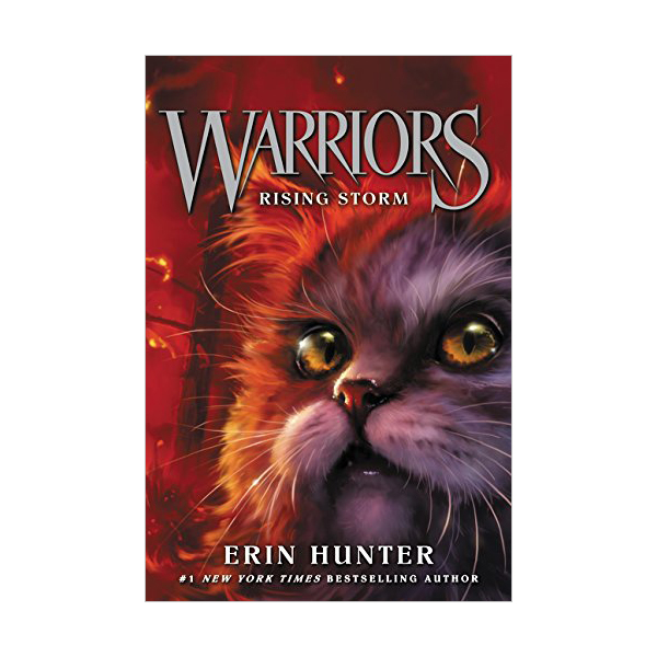 RL 6.1 : Warriors : The Prophecies Begin #4 : Rising Storm (Paperback)