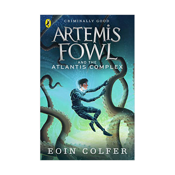Artemis Fowl #07 : The Atlantis Complex (Paperback, 영국판)