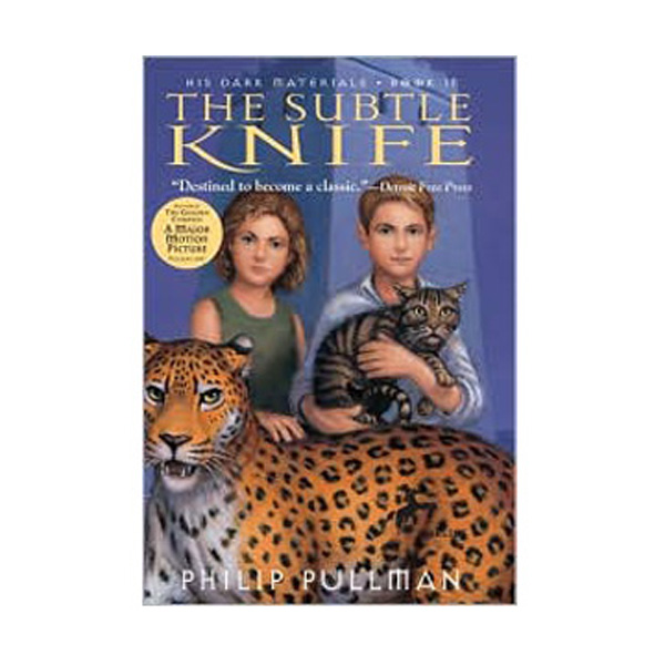 RL 6.2 : His Dark Materials #2 : The Subtle Knife (Paperback)