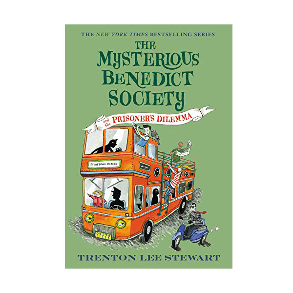 Mysterious Benedict Society Series #3 : The Mysterious Benedict Society and The Prisoner's Dilemma (Paperback)