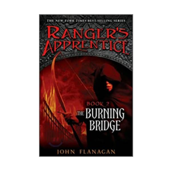 RL 6.3 : Ranger's Apprentice #2: The Burning Bridge (Paperback)