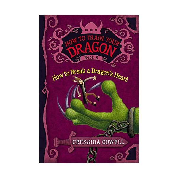 RL 6.4 : How To Train Your Dragon #8 : How to Break a Dragon's Heart (Paperback)