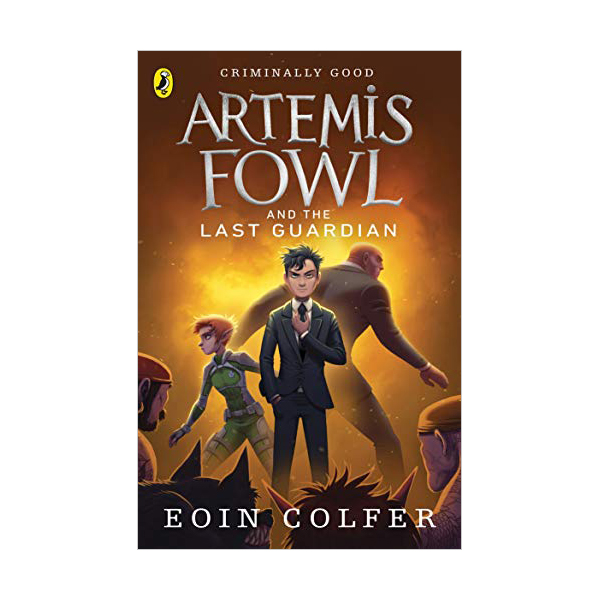 Artemis Fowl #08 : The Last Guardian (Paperback, 영국판)