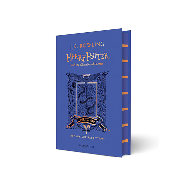 RL 6.7 : #2 Harry Potter and the Chamber of Secrets - Ravenclaw Edition (Hardcover, 영국판, 해리포터 기숙사 에디션)
