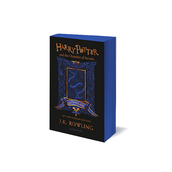 [기숙사판/영국판] 해리포터 #02 : Harry Potter and the Chamber of Secrets - Ravenclaw Edition (Paperback)