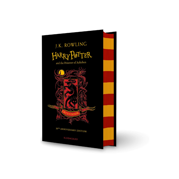 [기숙사판/영국판] 해리포터 #03 : Harry Potter and the Prisoner of Azkaban - Gryffindor Edition (Hardcover)