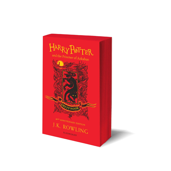 RL 6.7 : #3 Harry Potter and the Prisoner of Azkaban ? Gryffindor Edition (Paperback, 영국판, 해리포터 기숙사 에디션)